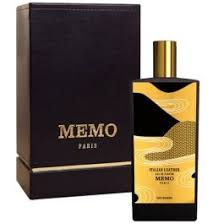<b>Memo Italian Leather</b> EDP 75ml Perfume -Best designer perfumes ...