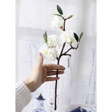 flowers pc cherry blossoms fake artificial fake cherry blossom silk flower bridal hydrangea home garde