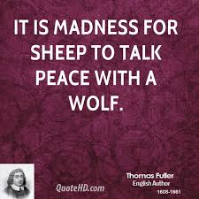 Thomas Fuller Peace Quotes | QuoteHD