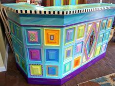 carolyns funky furniture colorful bar carolyn funky furniture