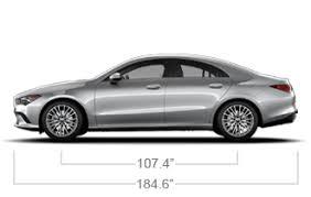2020 CLA 250 4MATIC 4-door Coupe | Mercedes-Benz USA