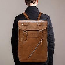 <b>Men</b> Solid Casual <b>Multifunction</b> Laptop Flap <b>Men Backpack</b> Online ...