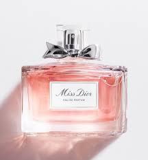 <b>Miss Dior Eau de</b> Parfum: the intensity of a sensual floral | DIOR