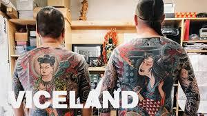 The <b>Japanese Tattoo</b> Duo: Taki & Horitomo - TATTOO AGE (Full ...