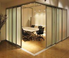 sliding glass doors at 90 degrees disappearing corner architects sliding door office
