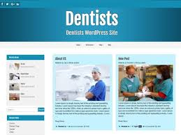 <b>Dentists</b> - WordPress <b>theme</b> | WordPress.org