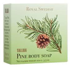 Купить <b>мыло</b> для тела royal swedish tallba pine body <b>soap</b> (мята ...