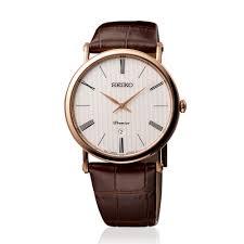 Наручные <b>часы Seiko</b> Premier <b>SKP398P1</b>