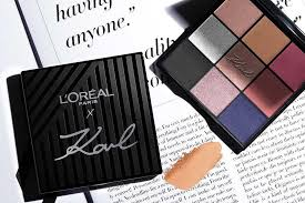 <b>Karl Lagerfeld</b> x L'Oréal Paris: First look at the upcoming <b>makeup</b> ...