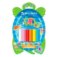 <b>Пластилин BRAUBERG плавающий</b> 6 цветов (225287) — купить ...
