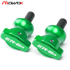 M10 <b>Motorcycle accessories high quality</b> Swingarm Spools stand ...