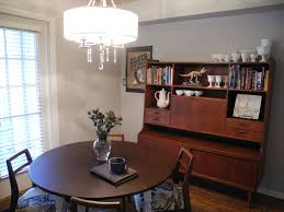 Table Lamps For Dining Room View In Gallery Dramatic Dining Room Lighting With An Organic Vibe