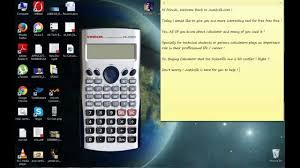 scientific calculator it for scientific calculator it for