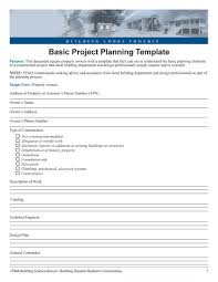 professional project plan templates excel word pdf project planning template 29