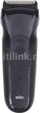 Купить <b>Электробритва BRAUN Series</b> 3 <b>300s</b>, черный в интернет ...