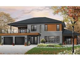 Multi Generational House Plans   The House Plan ShopMulti Generational Home  M