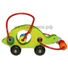 Купить Лабиринт <b>Qiqu Wooden Toys</b> Удивительное животное по ...