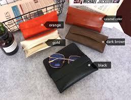 Fashion Hot Sale Men <b>Women</b> Portable <b>Glasses Case</b> Magnetic PU ...