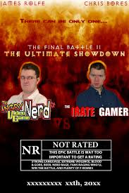 AVGN VS Irate Gamer | The Irate Gamer | Know Your Meme via Relatably.com