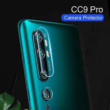 <b>Back Camera Lens Case</b> for Xiaomi mi note 10 pro mi9 lite se 9t cc9 ...
