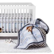 Bedtime Originals <b>3-Piece</b> Crib Bedding <b>Set</b> - Mod <b>Monkey</b> : Target