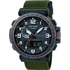 Caaio Pro Trek <b>PRW</b>-<b>6600YB</b>-<b>3E</b> Цена: 29990₽ | Watches в 2019 г ...