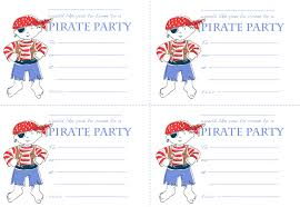 doc printable pirate birthday invitations pirate themed pirate party invitation templates printable pirate birthday invitations