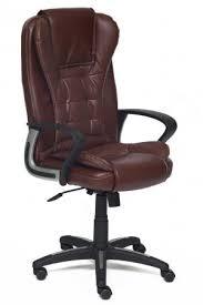 <b>Кресло BARON кож</b>/<b>зам</b>, коричневый/коричневый ...
