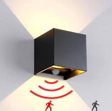 Adjustable <b>6W LED Wall</b> Lamp Outdoor Waterproof IP65 <b>Indoor</b> ...