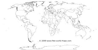 world map printable ile ilgili görsel sonucu World Map Printable