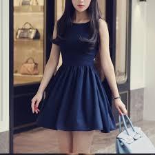 Women Party Dresses 2015 <b>New Fashion Korean</b> Style Elegant ...