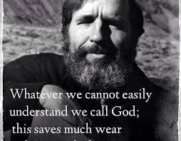 Edward Abbey | We Fucking Love Atheism via Relatably.com