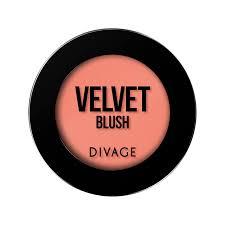 <b>Компактные матовые румяна</b> Divage Velvet тон 8703 | Магнит ...