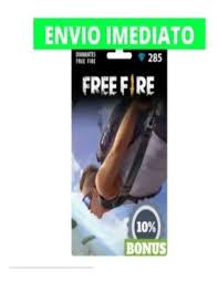 Gift Card Free Fire | MercadoLivre.com.br