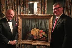 sir winston churchill remembered for his love of painting the sir winston churchill remembered for his love of painting