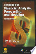 Handbook of Financial Analysis, Forecasting, and Modeling - <b>Jae K</b> ...