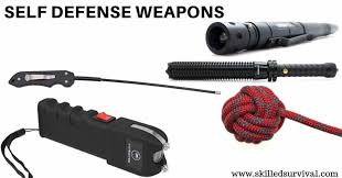 17 Proven <b>Self Defense</b> Weapons For Insanely Strong Protection