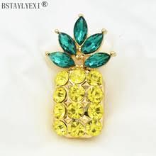 <b>Золотой</b> ананас элегантная <b>брошь</b> в форме <b>цветка</b> булавка ...