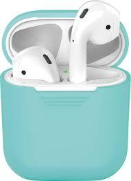 Купить <b>Чехол</b>-<b>футляр Deppa</b> для Apple AirPods Mint по выгодной ...