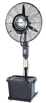 Напольный <b>вентилятор</b> Delta DL-024H с <b>увлажнителем</b> воздуха ...