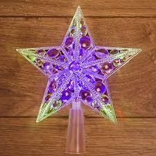 Верхушка для ели <b>Neon</b>-night Звезда 10 <b>LED</b> 17 см ...