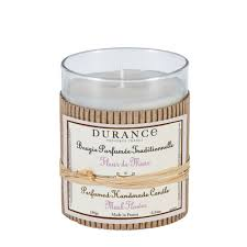 <b>Ароматическая свеча</b> Durance <b>Perfumed Handmade</b> Candle Musk ...