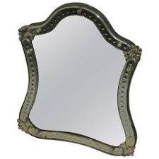 table mirror: table mirror  very chic and elegant crystal