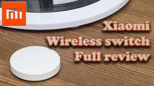 <b>Xiaomi Smart Wireless</b> Switch - беспроводная кнопка для ...