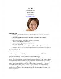 sample nanny resume cover letter resume resume sample nanny resume cover letter