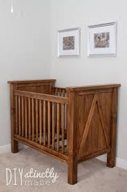 this crib is so beautiful even more so since it was handmade if only my babies would sleep in cribs so i could make this lol free project furniture diy baby furniture images