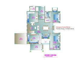 Modern Kerala House Plan  sq ft