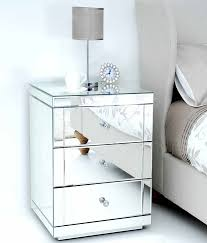 bedroom furniture luxury art deco mirrored bedside table ideas design using argente mirrored bedside table ideas decorative bedroom furniture bedside cabinets mirror antique