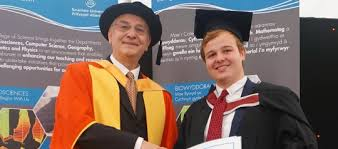 Louie Vaughan  Outstanding Dissertation In Human Geography