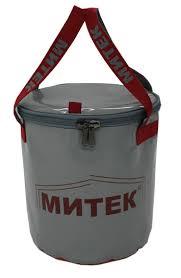 Ведро складное Митек с крышкой ... - Совместные покупки - Томск